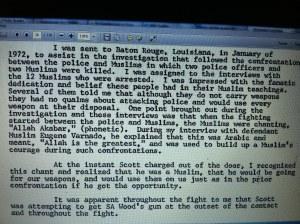Hahn's prejudice part 1
